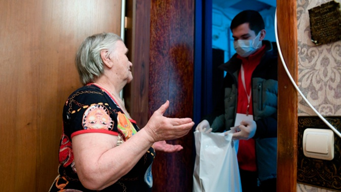 К желающим стать волонтерами в период угрозы коронавируса присоединились более 850 организаций