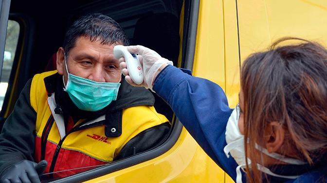 Первые три случая заражения коронавирусом выявлены в Башкортостане