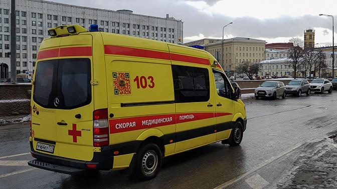 В Депздраве Москвы назвали причину смерти женщины в больнице Коммунарки