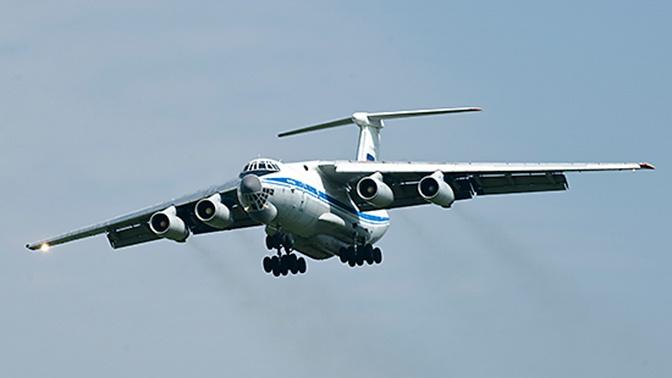 Самолеты ВТА приступили к перебазированию в рамках проверки готовности к борьбе с COVID-19