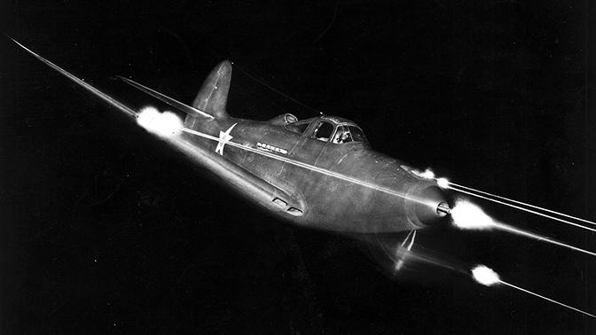 истребитель Airacobra