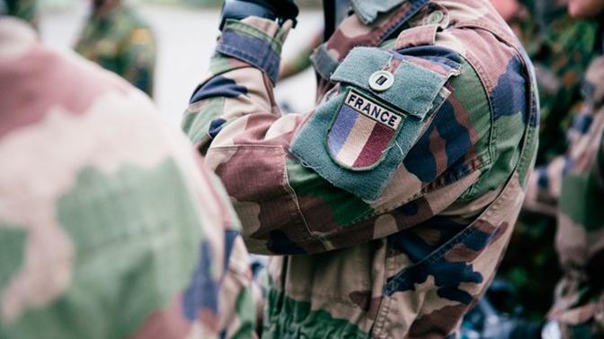 Французские военные покидают Ирак из-за коронавируса