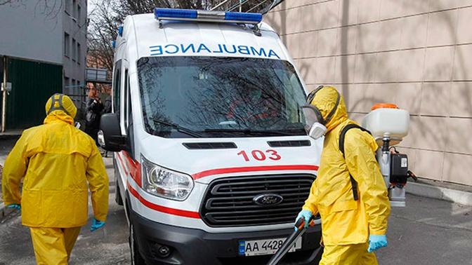 «Медицина разрушена»: глава минздрава Украины заявил, что страна может не справиться с эпидемией