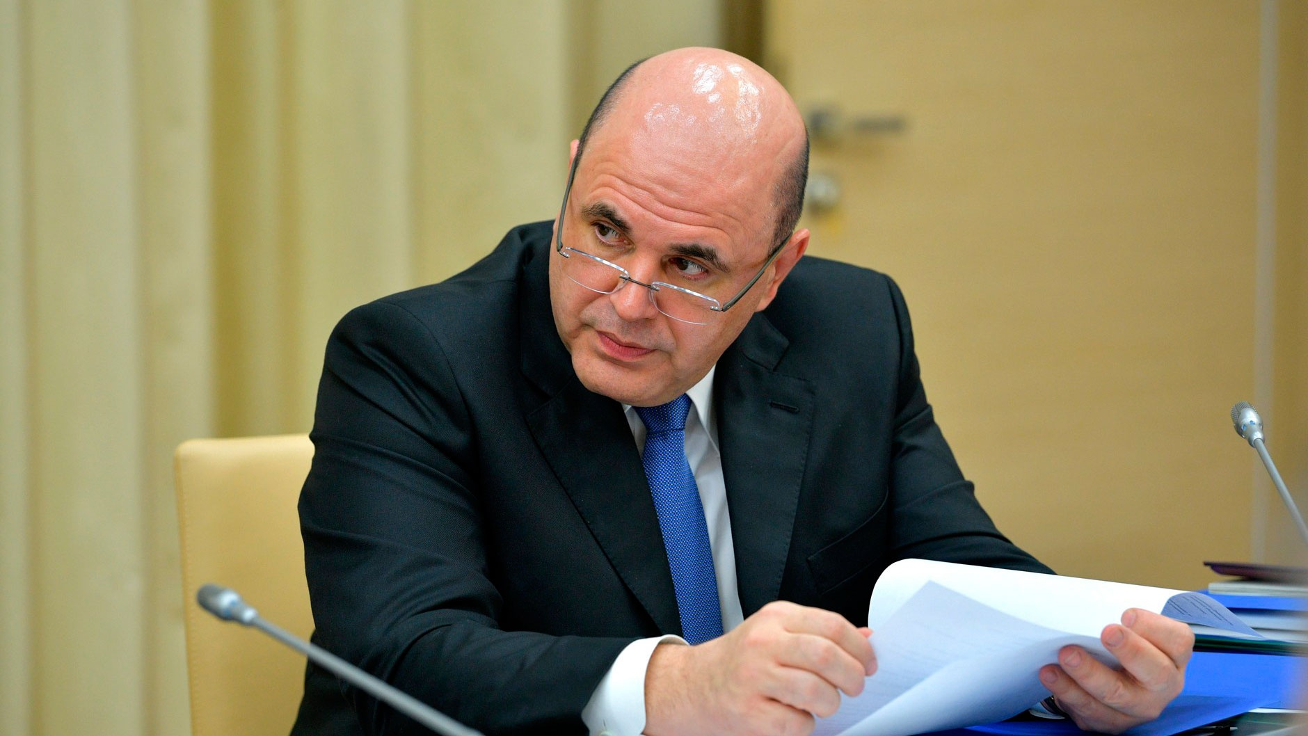 Мишустин объявил о введении моратория на штрафы для бизнеса до конца 2020 года