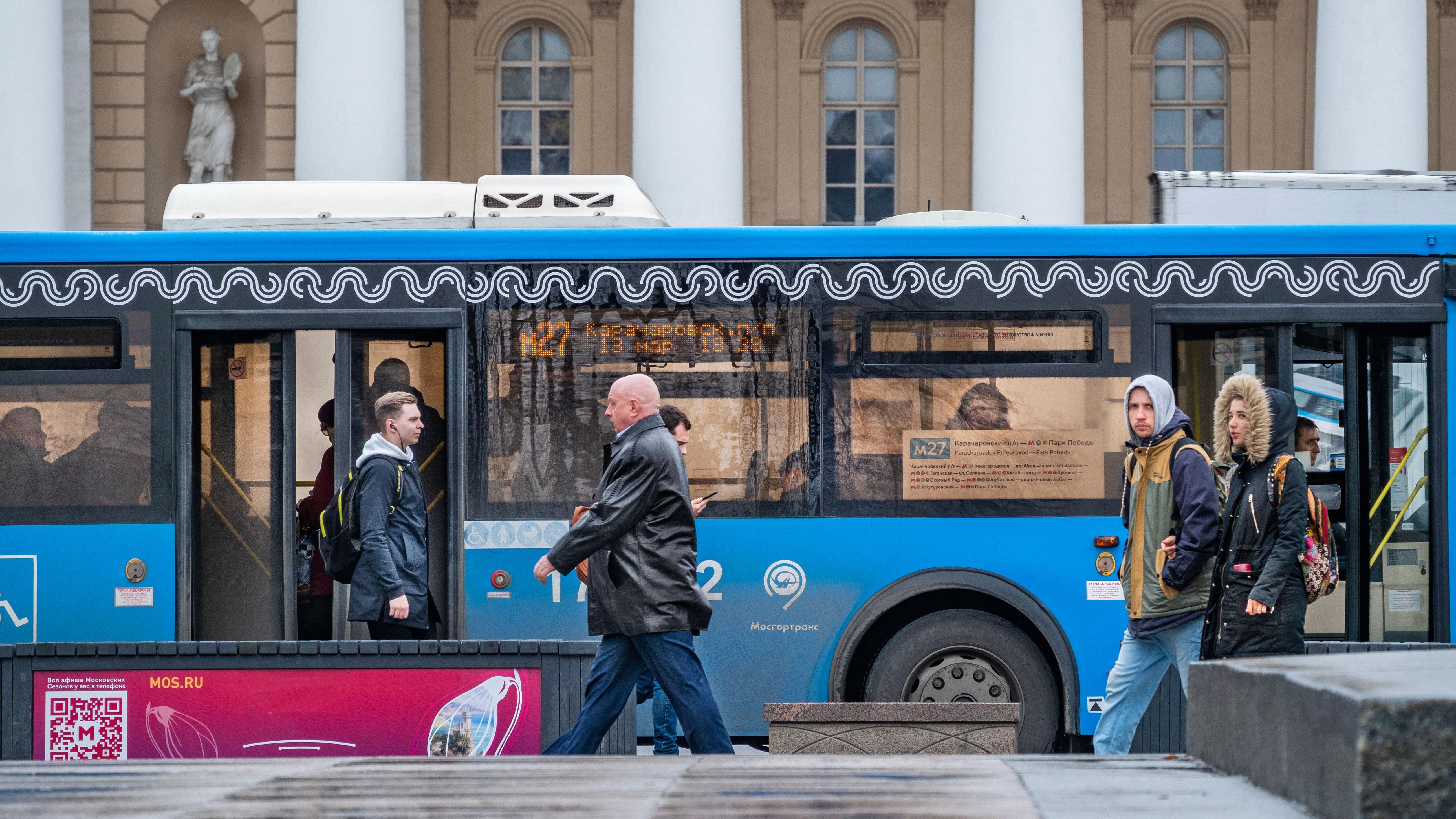 В России одобрили проект транспортной стратегии до 2035 года