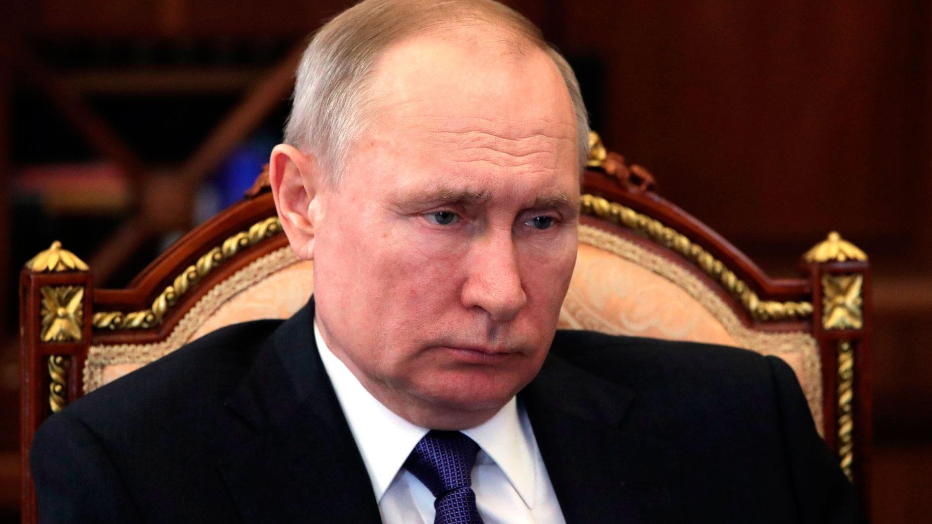 Песков рассказал о подготовке обращения Путина к россиянам