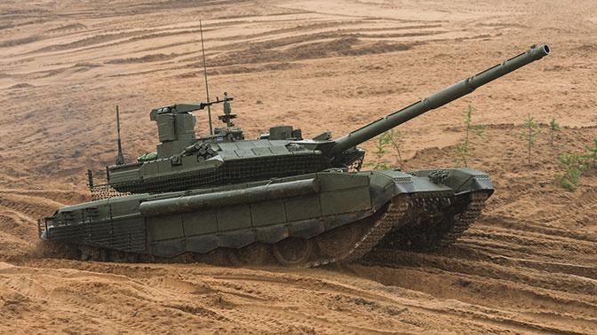 «Ростех»: танк Т-90М «Прорыв» начнут поставлять в войска в этом году