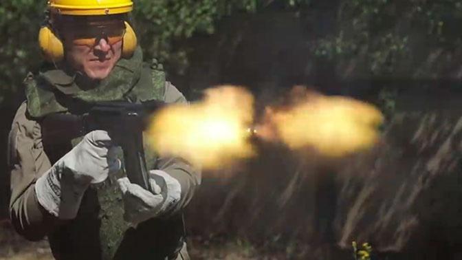 Разрыв ствола: «Калашников» испытал непрерывной стрельбой АК-74М
