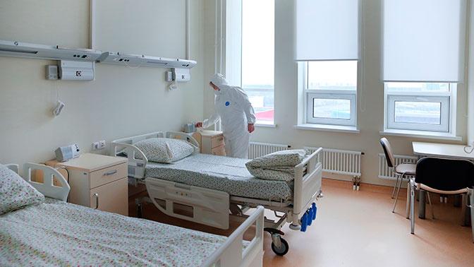 Эпидемиолог: Россия подходит к пику заболеваемости COVID-19