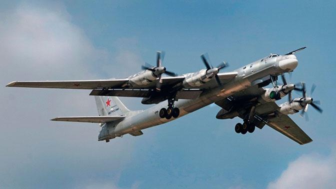 Завершены работы по малой модернизации первой партии Ту-95МС