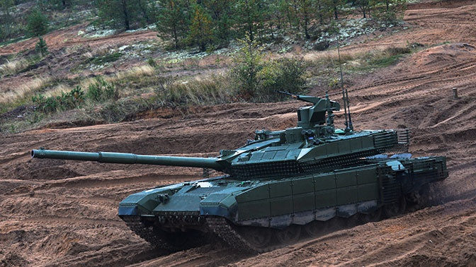 Новейший танк Т-90М «Прорыв» поступит в российские войска в 2020 году