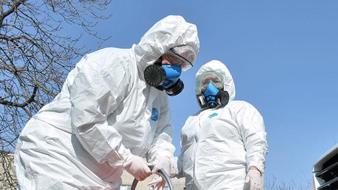 В ДНР зафиксирован первый случай заражения коронавирусом