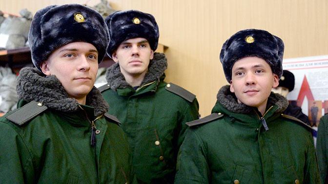 В Генштабе рассказали о том, как будет происходить призыв на военную службу