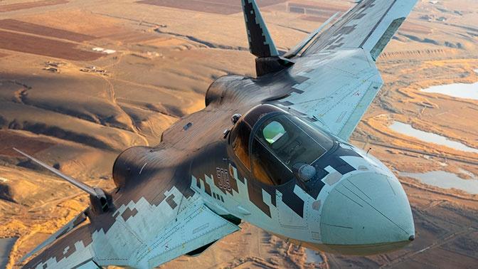 Российский Су-57 превзошел по боевым характеристикам американские F-22 и F-35