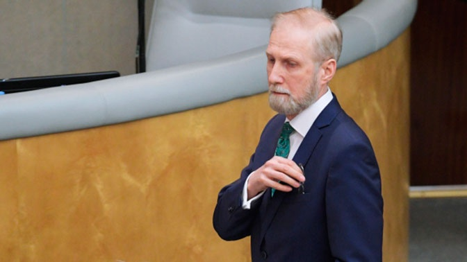 Замминистра Минздрава Костенников уволился по собственному желанию