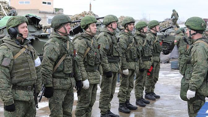 В ВС РФ провели 4513 тестирований на коронавирус