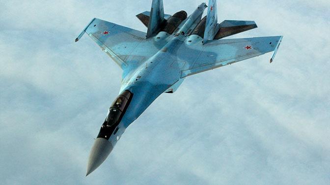 За прошедшую неделю 24 самолета вели разведку у границ РФ