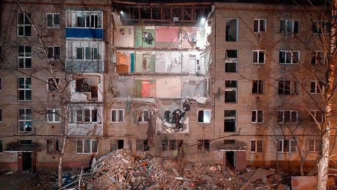Семьям погибших при взрыве газа в доме в Орехово-Зуево выплатят по миллиону рублей