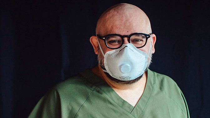 Главврач больницы в Коммунарке рассказал о возрасте пациентов
