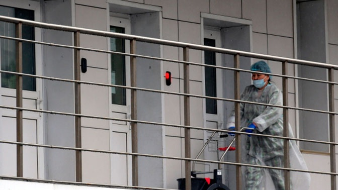 В Петербурге умер пациент с коронавирусом