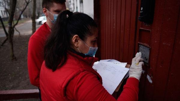 В штаб акции «Мы вместе» поступило более 6000 предложений о помощи