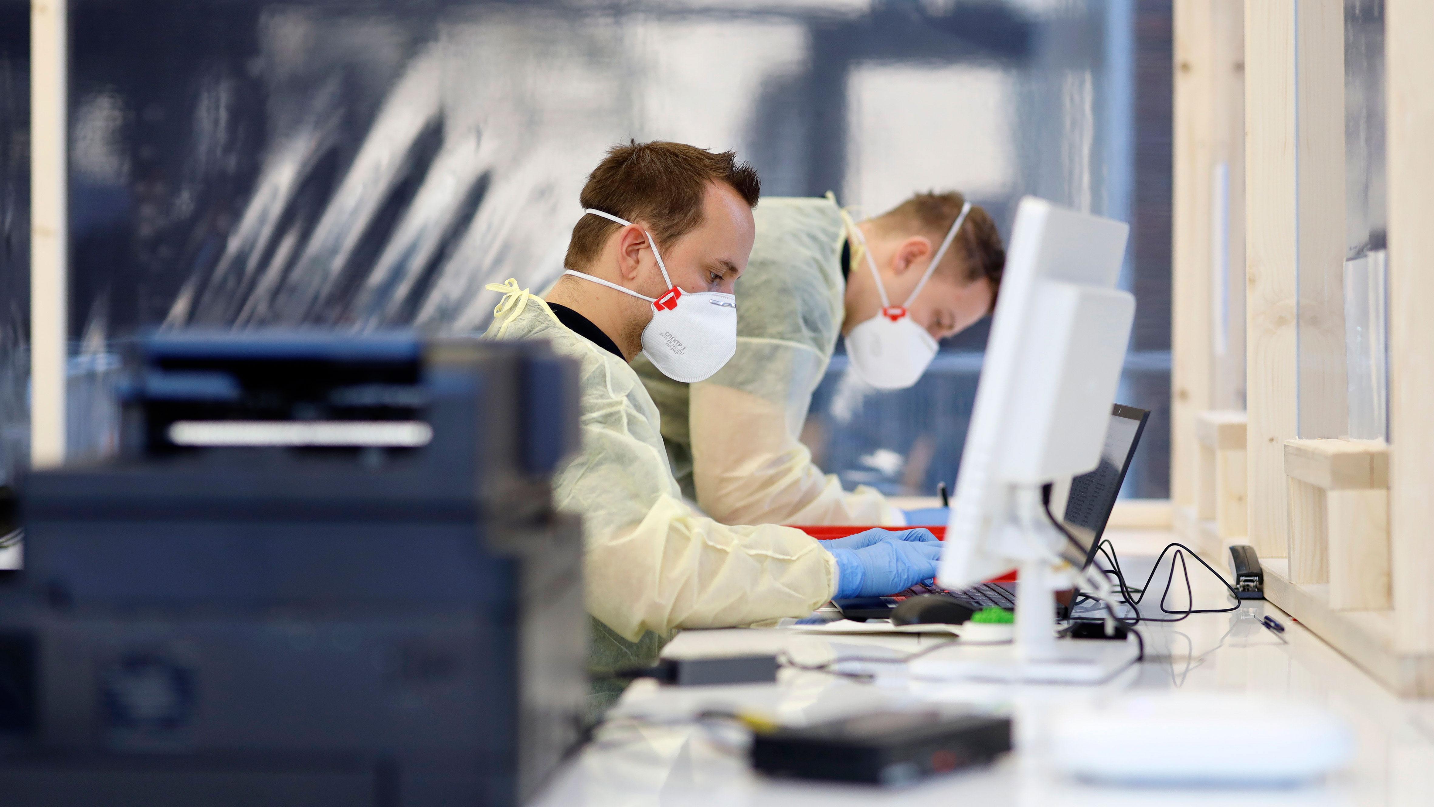 Американские биологи записали «звук» коронавируса