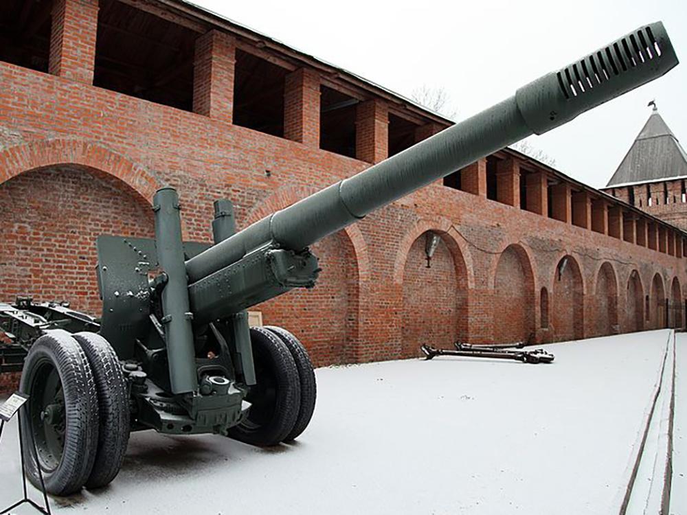 МЛ-20 в музее