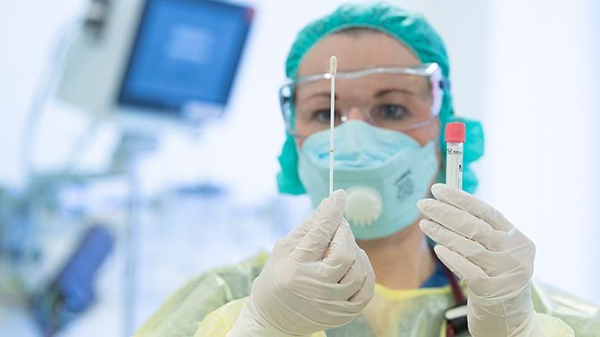Замглавы Минздрава РФ назвал причину массового заражения коронавирусом в больнице в Коми