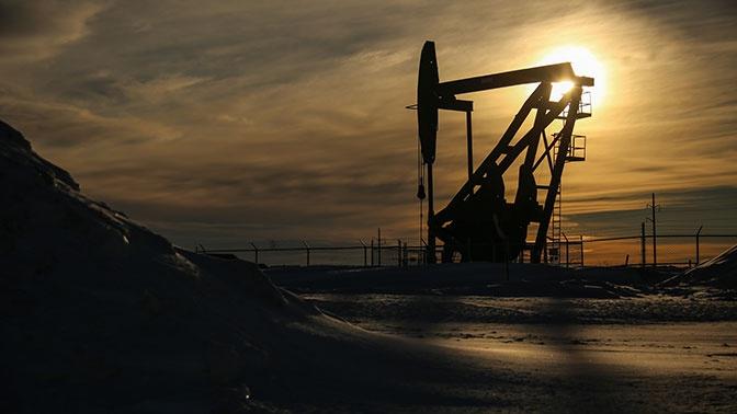 Цена на нефть марки Brent упала до $31,5