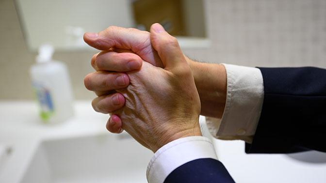 В МЧС дали советы по самостоятельному изготовлению антисептика