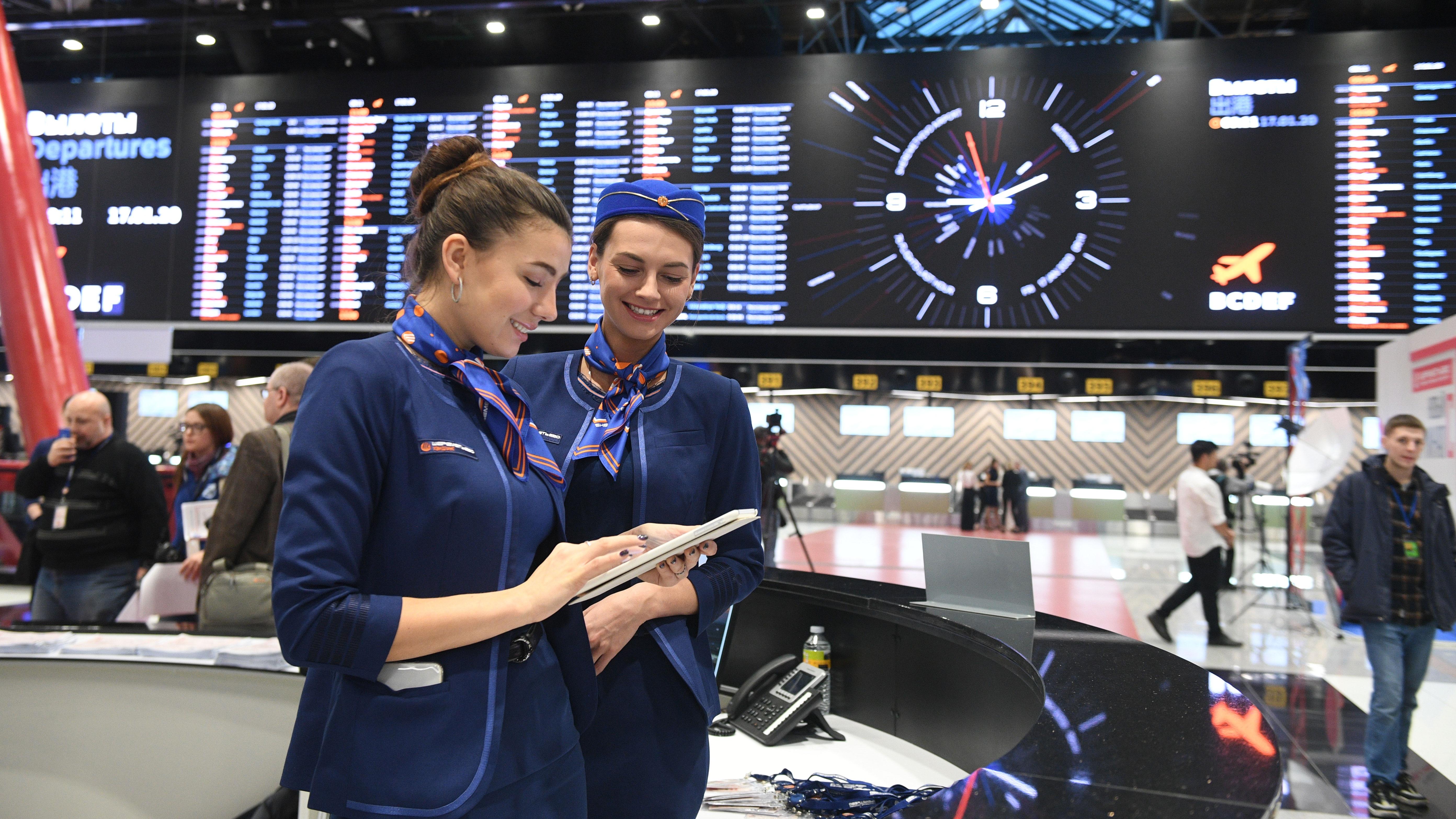 В Шереметьево рассказали о двух сценариях возобновления рейсов за рубеж