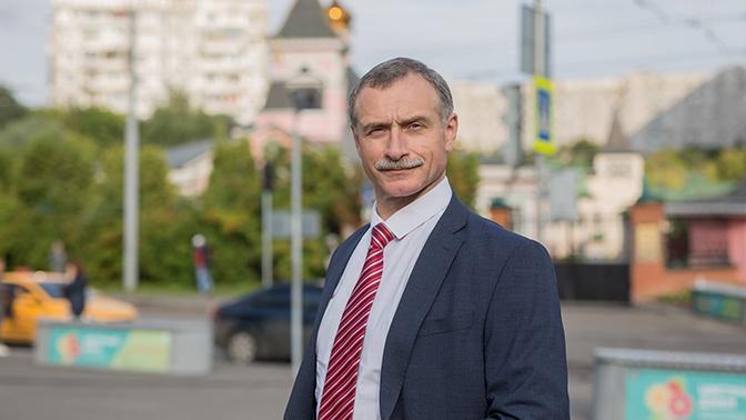 Депутат Мосгордумы Тимонов заразился коронавирусом