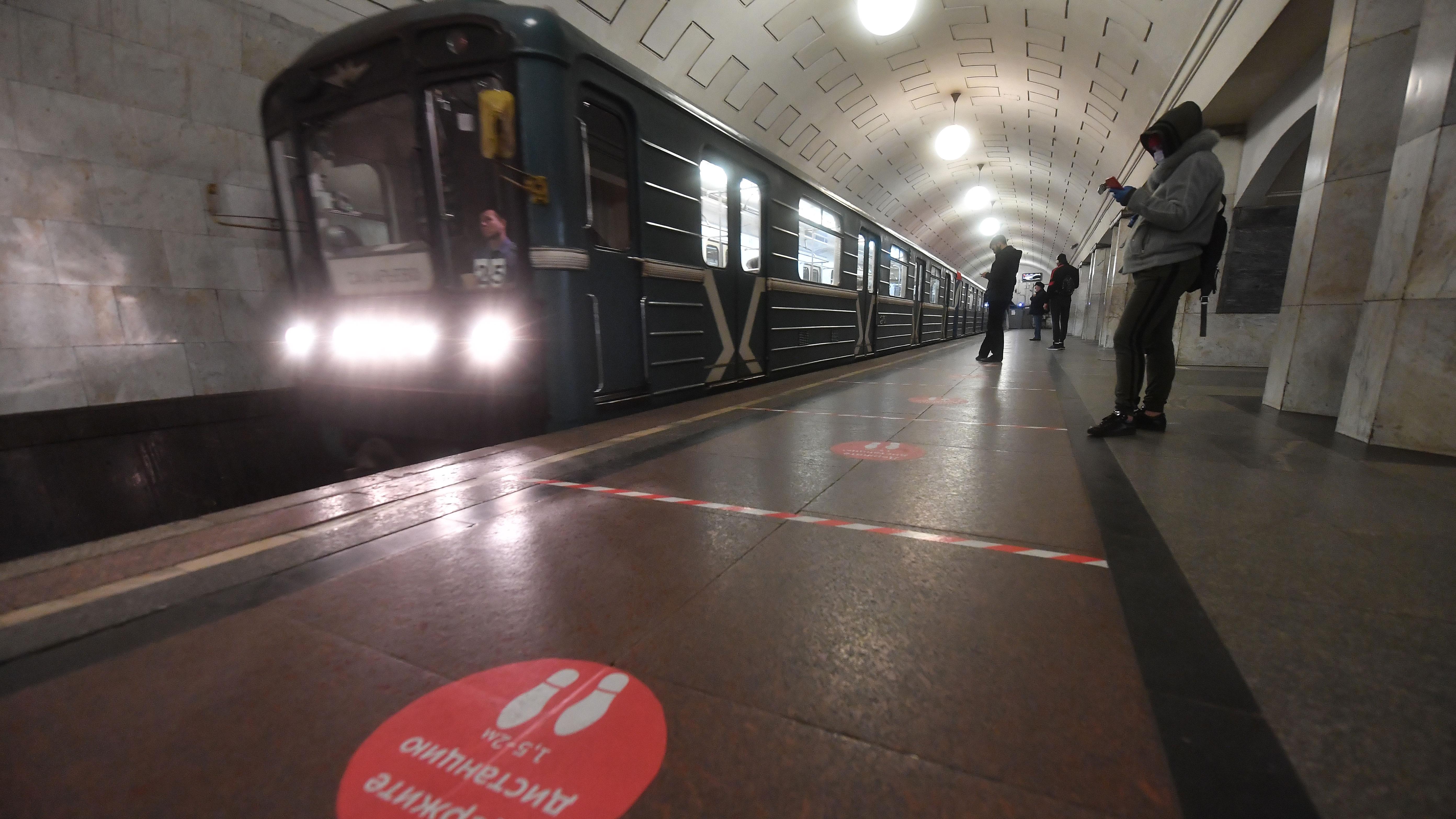 В России составили первый протокол за нарушение дистанции между людьми