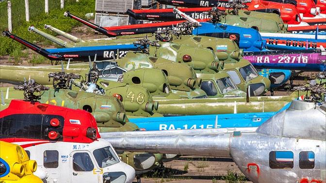 В Подмосковье откроют новый музей авиатехники