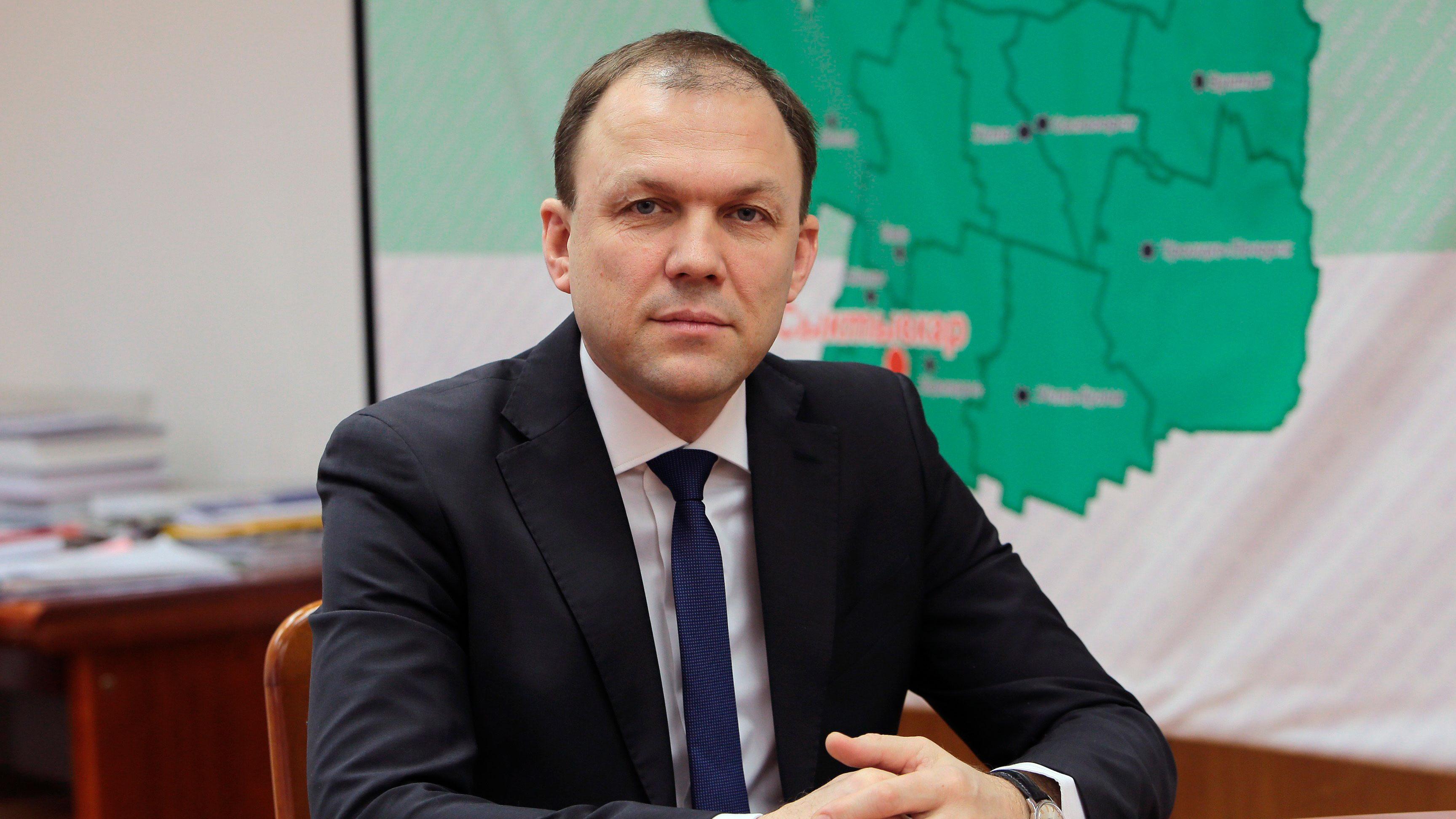 Глава Минздрава Республики Коми отправлен в отставку