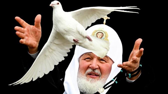 Патриарх Кирилл призвал прихожан сидеть дома и смотреть богослужения по телевизору