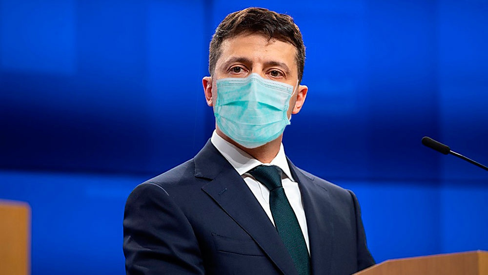 Зеленский пообещал миллион долларов изобретателю вакцины от коронавируса