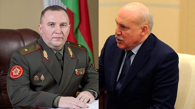 Глава минобороны Белоруссии и посол РФ обсудили подготовку к 75-летию Победы