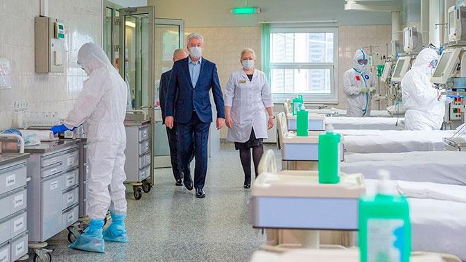 Собянин объявил о дополнительных мерах соцподдержки из-за коронавируса