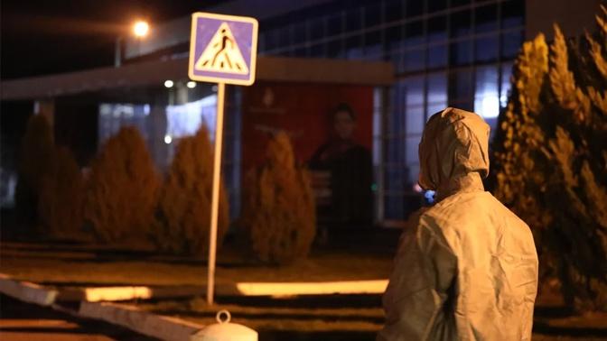Тотальная дезинфекция: войска РХБЗ в Астрахани за ночь обеззаразили около 190 тыс. кв. м
