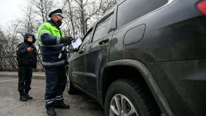 В Москве аннулировали 554 пропуска у носителей коронавируса
