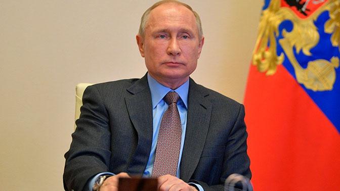 Путин сообщил о постепенном преодолении в РФ «фобий прошлого»