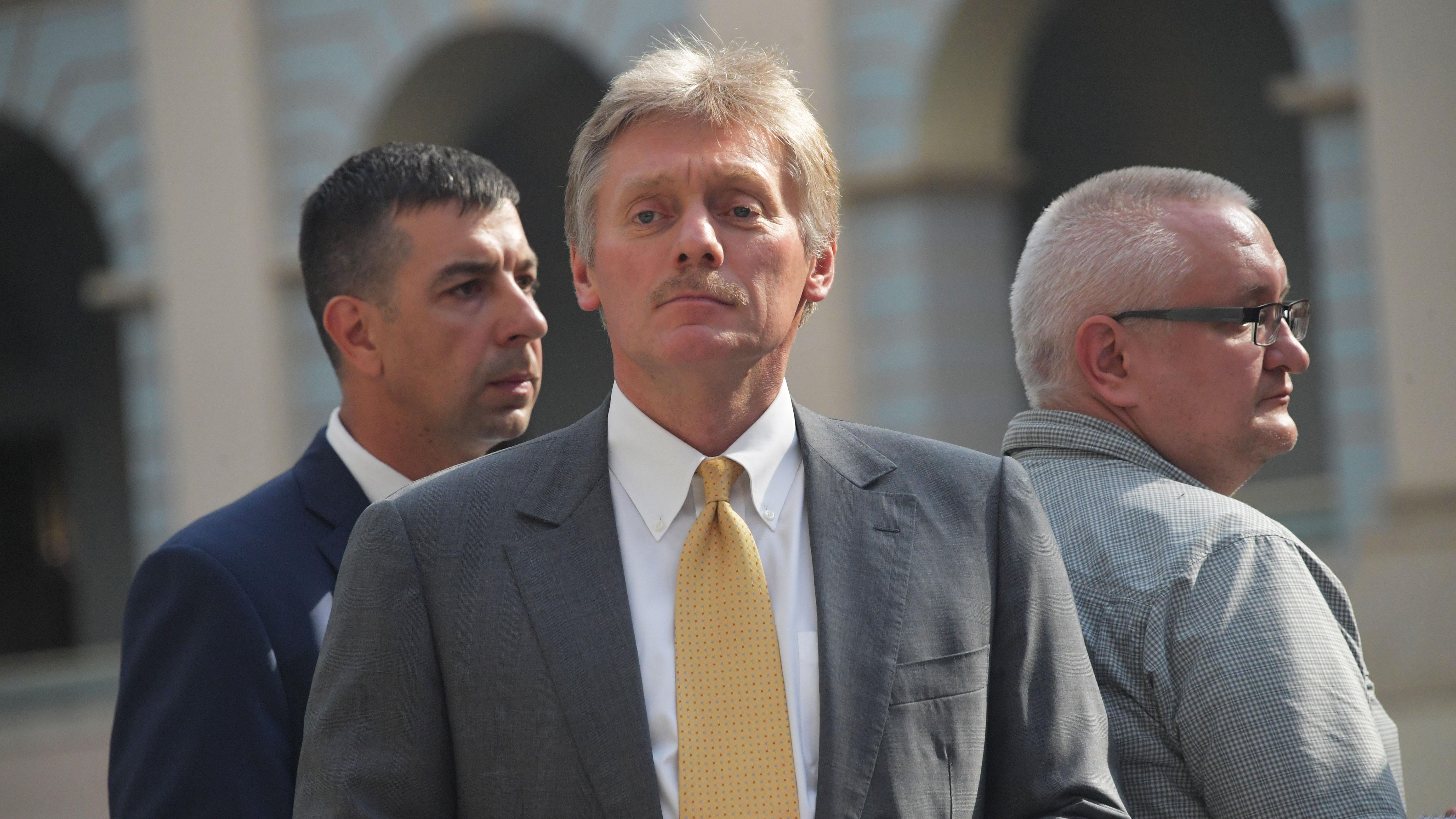 В Кремле назвали чушью сообщения о ссоре Путина с принцем Саудовской Аравии