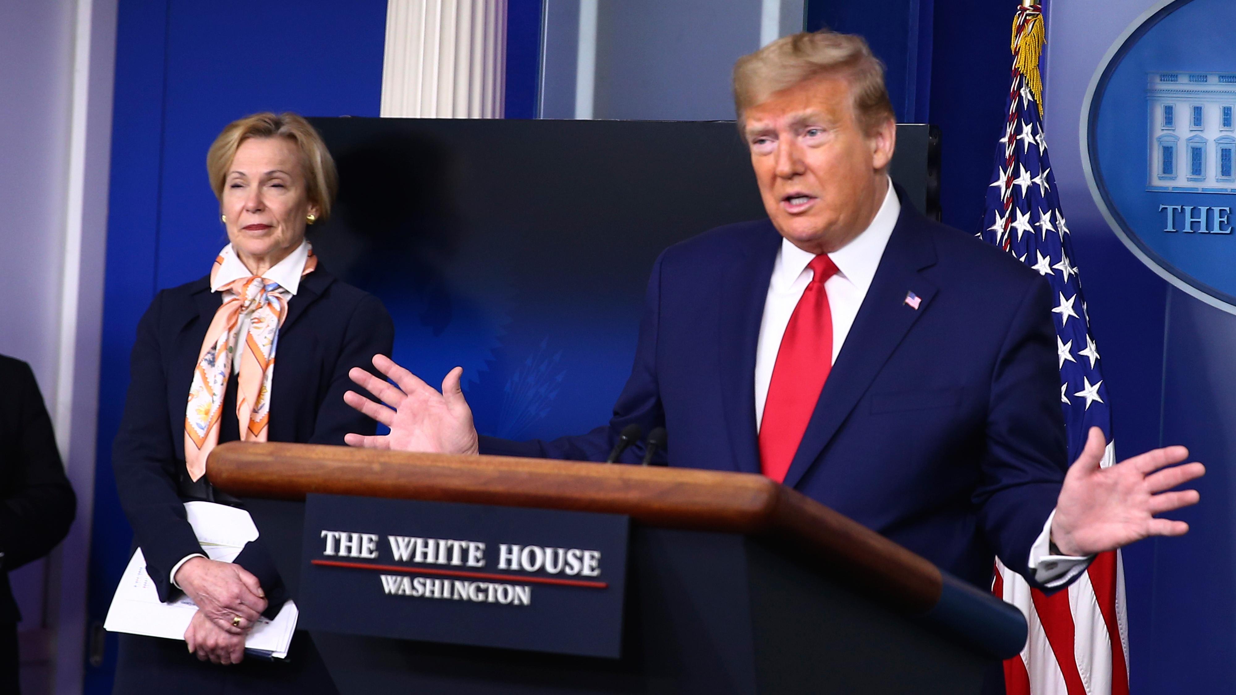 Трамп пригрозил обстрелом иранским судам из-за преследования кораблей США