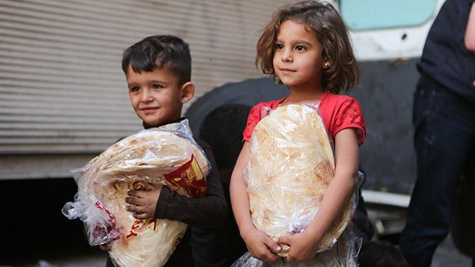В ООН призвали не допустить «голода библейских масштабов» из-за коронавируса