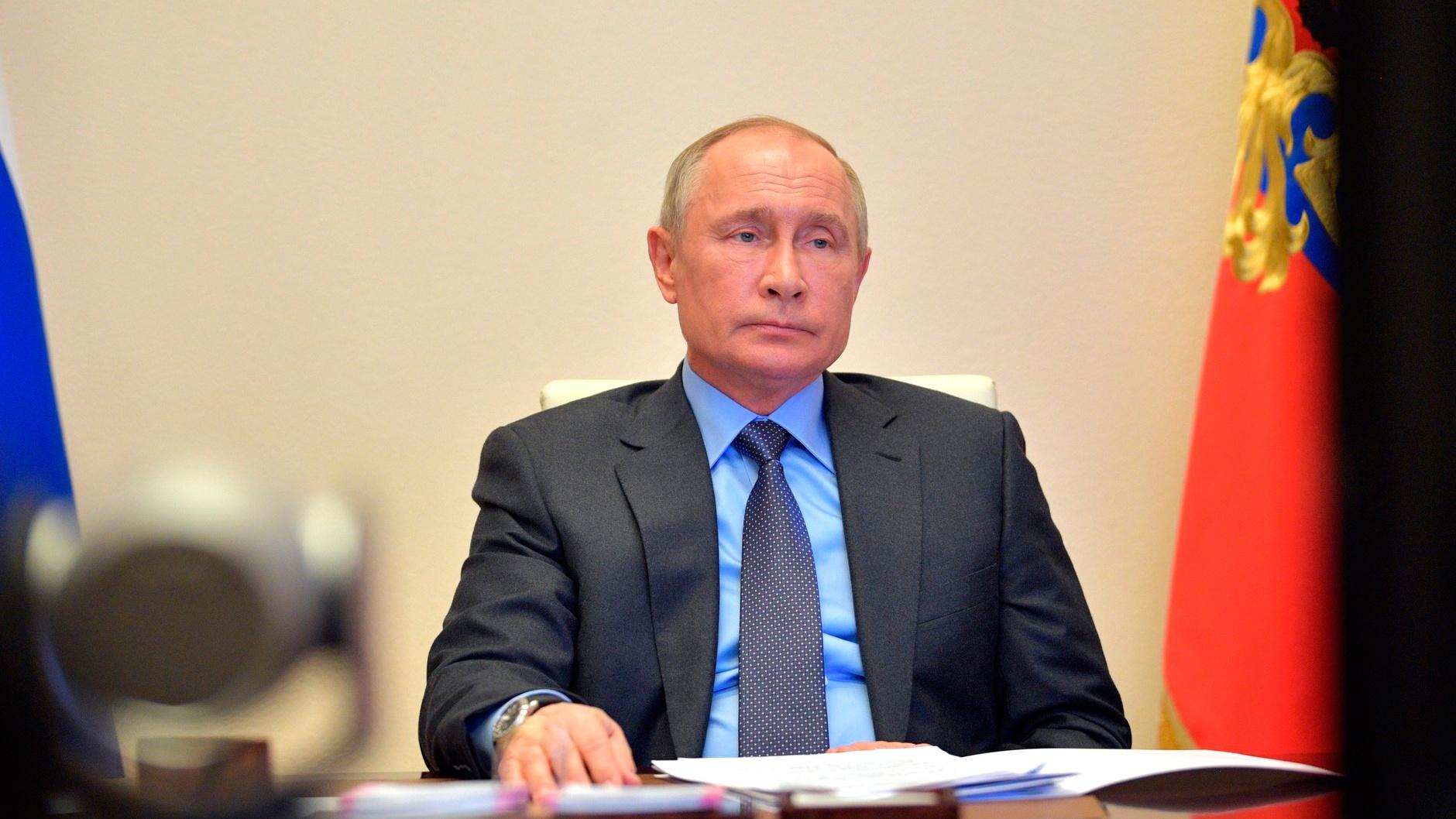Путин поручил согласовать строительство быстровозводимого центра для больных с COVID-19 в Воронеже