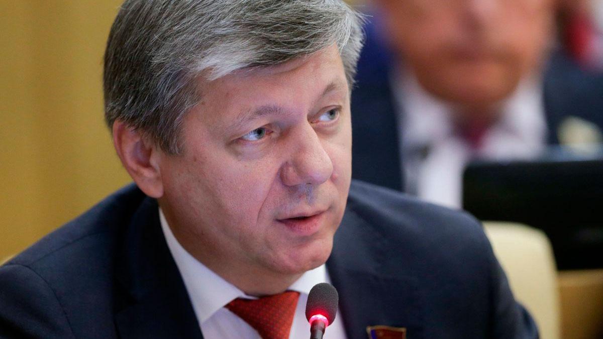 Второй депутат Госдумы от КПРФ заразился коронавирусом
