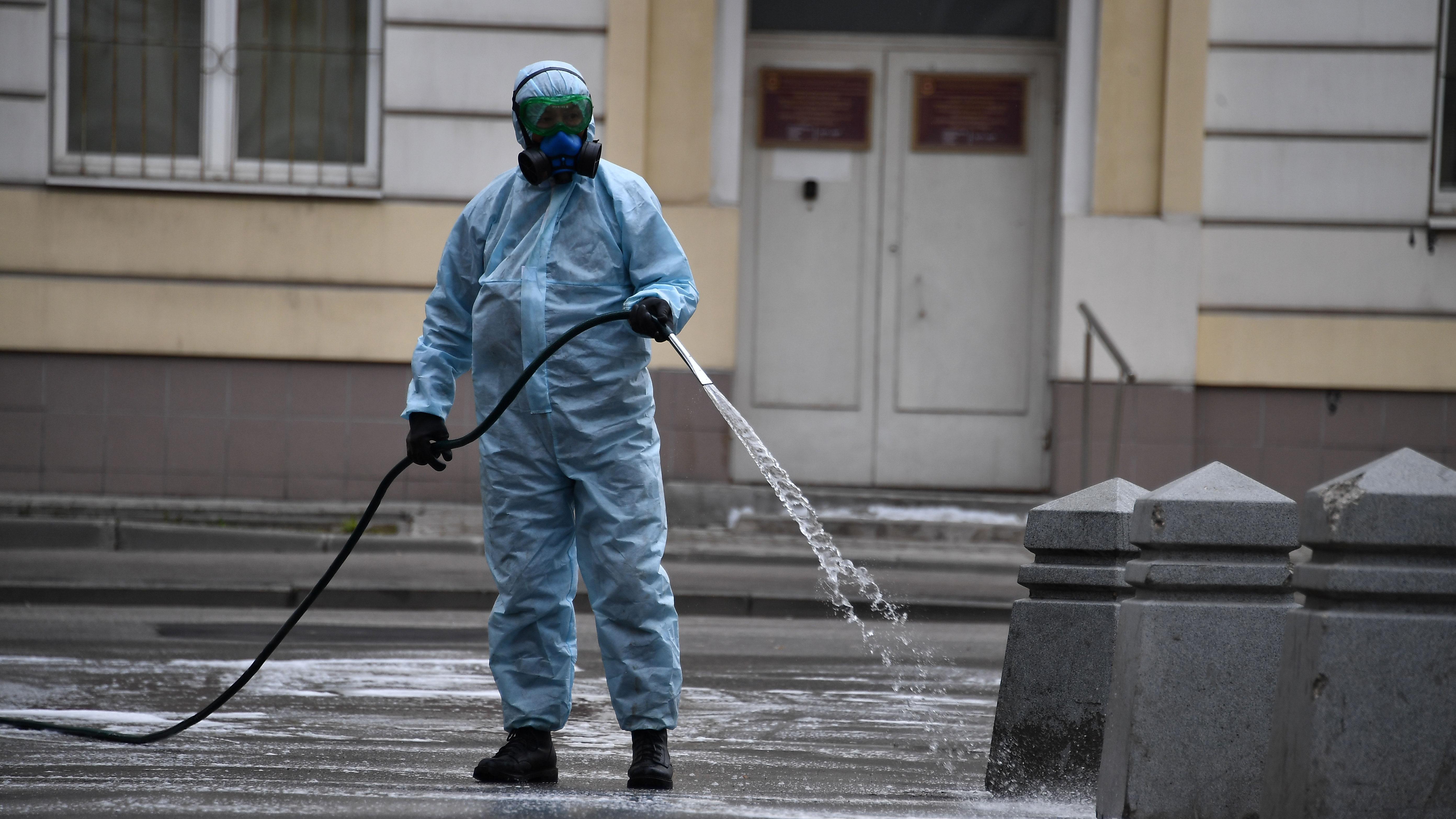 коронавирус в подмосковье по городам последние новости