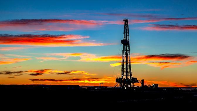 Цена нефти марки Brent с поставкой в июле поднялась выше $25 за баррель