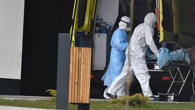В Москве за сутки от коронавируса умерли 44 человека